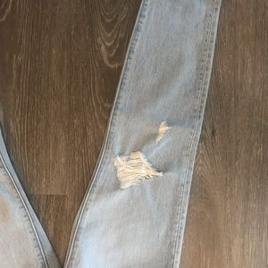Levi's Jeans - Levi's wedgie icon from Aritzia